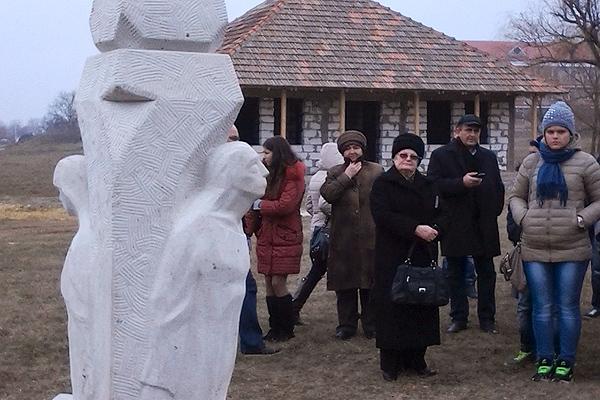 În satul Mereni se construieşte un complex muzeal al victimelor represiunilor politice